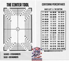 Card Grading / Centering tool Gem Mint for PSA / BGS / TCG Pokémon GMA