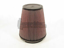 "K&N 6"" Round Tapered Universal Air Intake Cone Filter Car/Truck/SUV RU-3050 NEW"