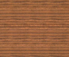 Brown Fence Wood Grain, Landscape Medley, Elizabeth's REMNANTS (11 + 12 inches)