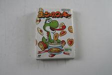 Yoshi no Cookie (yoshi's cookie) famicom nintendo japan import NES
