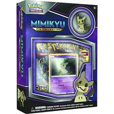 Pokemon TCG Mimikyu Pin Collection Game