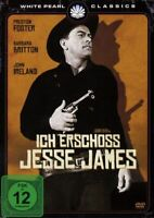 Ich erschoss Jesse James [DVD/NEU/OVP] von Samuel Fuller mit John Ireland, Prest