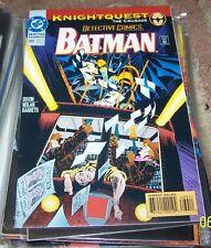 DETECTIVE COMICS  # 669 BATMAN 1993   -KNIGHTQUEST AZRAEL ROBIN  DC