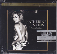Katherine Jenkins From the Heart Japan K2HD 100KHz/24bit Mastering Audiophile CD