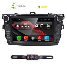 Android 6.0 Car DVD GPS Navi Stereo Radio Wifi BT For Toyota Corolla 2007-2011