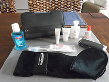 MALAYSIA AIRLINES First Class BVLGARI Amenity Kit Trousse Neceser Kulturbeutel