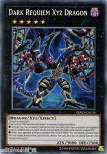 LEHD-ENC34 Dark Requiem Xyz Dragon 1st Edition Mint YuGiOh Card
