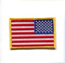 UNITED STATES US FLAG RIGHT ARM NAVY USAF USMC ARMY Flight Suit Jacket Patch