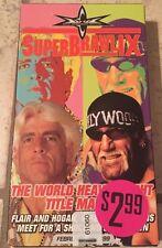 VHS WCW SuperBrawl IX, Goldberg, Bam Bam Bigelow, DDP, Scott Steiner, Booker T