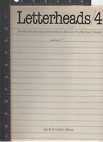Letterheads /4  The International Annual of Letterhead Design 1983 HC/dj Good