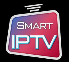 Abonnement pour smart tv + 8000 chaine HD + vod