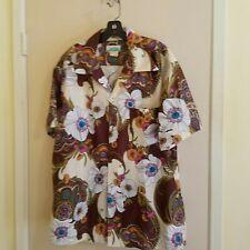 60s 70s , Penney's beautiful Aloha shirt xl
