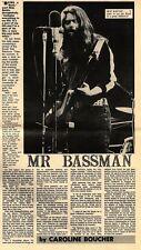 29/1/72D15 Article & Picture : Skip Battin- Mr Bassman