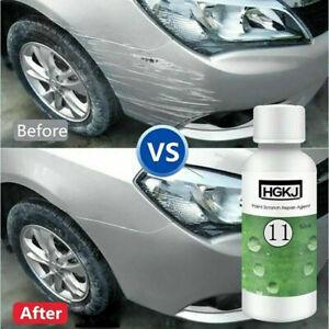 HGKJ-11 Auto Car Dent Paint Scratch Remove Repair Agent Polishing Wax 50ml
