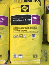 Sakret TZM Trass Zement Mörtel Zementmörtel Trockenmörtel 30 Kg Natursteine