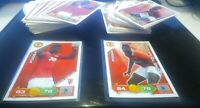 PANINI PAUL POGBA ROOKIE X 2 CARDS NEW MINT  first year 2011 Manchester United