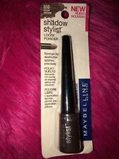 Maybelline 610 Sleek Brown Shadow Stylist Eye Shadow NEW.