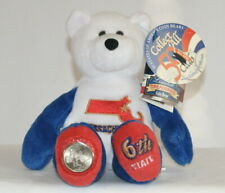 Massachusetts Coin Bear by Limited Treasures