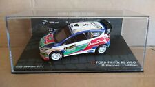 FORD FIESTA RS WRC PASSIONE RALLY SCALA 1/43