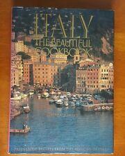 Italy - The Beautiful Cookbook by De' Medici Lorenza Coffee Table Book Italian