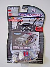 Tony Stewart  #14 Mobil 1 Always a Racer NASCAR AUTHENTICS  New Sealed
