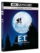 E.T. - L'EXTRA-TERRESTRE  (BLU-RAY 4K ULTRA HD) - BLU RAY NUOVO