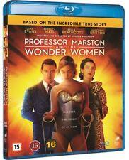 Professor Marston and the Wonder Women Blu Ray