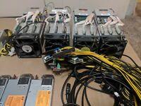 Bitmain Antminer S9 13.5 TH/s lot server psu supply Bitcoin mining hardware AP3w