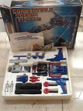 Takara microman convertible cosmic fighter