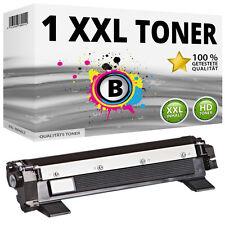 1x XXL TONER PATRONE für BROTHER TN1050 DCP1510 DCP1512 DCP1610W DCP1612 HL1110