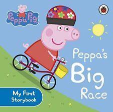 Peppa Pig Peppa's Big Race Book