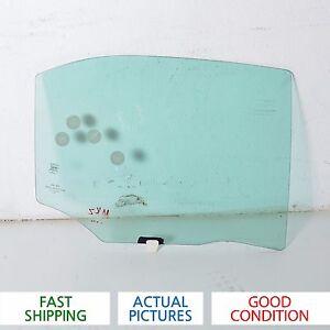 2010 - 2012 LINCOLN MKZ REAR RIGHT PASSENGER SIDE DOOR WINDOW GLASS - OEM