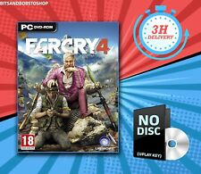 Far Cry 4 [PC] (2014) UPLAY DOWNLOAD KEY 🎮🔑