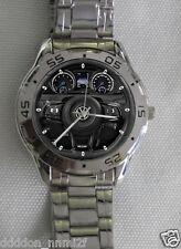 Custom Analogue Sport Watch Volkswagen golf R4 Door HB Steering Wheel