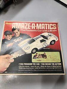 1969 VINTAGE HASBRO #5865 AMAZE-A-MATICS MARK IV FORD