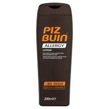 Piz Buin Allergy sensitive Sun Lotion SPF30 200ml UVA/UVB Protection Sunscreen