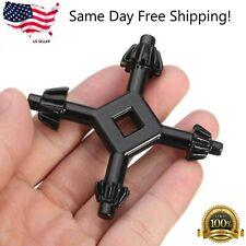 4 Way Drill Press Chuck Key Size 38 12 Chucks Universal Combination Hand