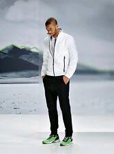 NWT HUGO BOSS Green Jalomo White Jacket Mens Small Retail $345