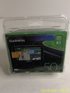 Garmin nuvi 50 LM New Sealed Gps Unit