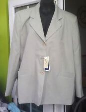 Women's Polyester Single Breasted Jacket Only Suits & Tailoring