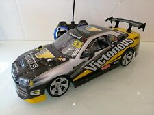 Flying Fish Nissan Skyline Drift RC LED 1/14 Radio Control 4WD Tokyo Replica