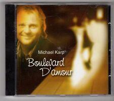 (GL521) Michael Karp, Boulevard D'amour - CD