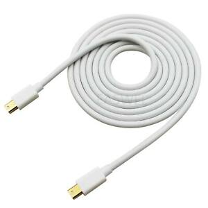 Genuine Thunderbolt 2 cable cord Thunderbolt 2 male to male white