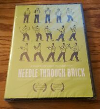 Needle Through Brick: The Vanishing Art of Traditional Kung Fu DVD doc film NEW