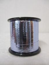 """Metall-Lurex Kone 140gr 25€/Kg"""" eisblau """"Effektgarn-100% Polyester-Nm 108"""