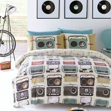 Vintage/Retro Pictorial Bedding Sets & Duvet Covers