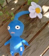NEW ARRIVAL NINTENDO ~PIKMIN BLUE~ Flower PLUSH DOLLS LOVELY