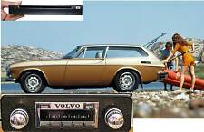 CD Player & 300 watt AM FM Stereo Radio '72-73 Volvo 1800ES Coupe Wagon iPod USB