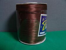 0,08 €/m Rolle Schrägband Satinband 15 mm doppel gefalzt 132 m