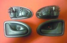 RENAULT Clio puerta manija gris / Izquierda Y Derecha